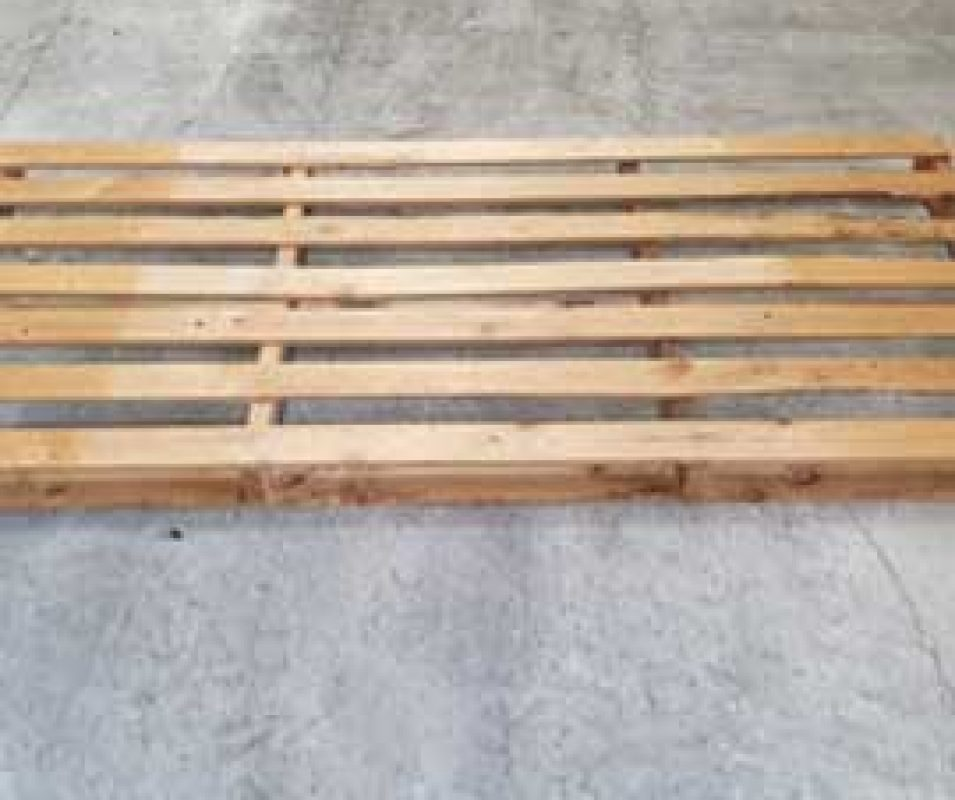 Euro Pallet Weight Capacity