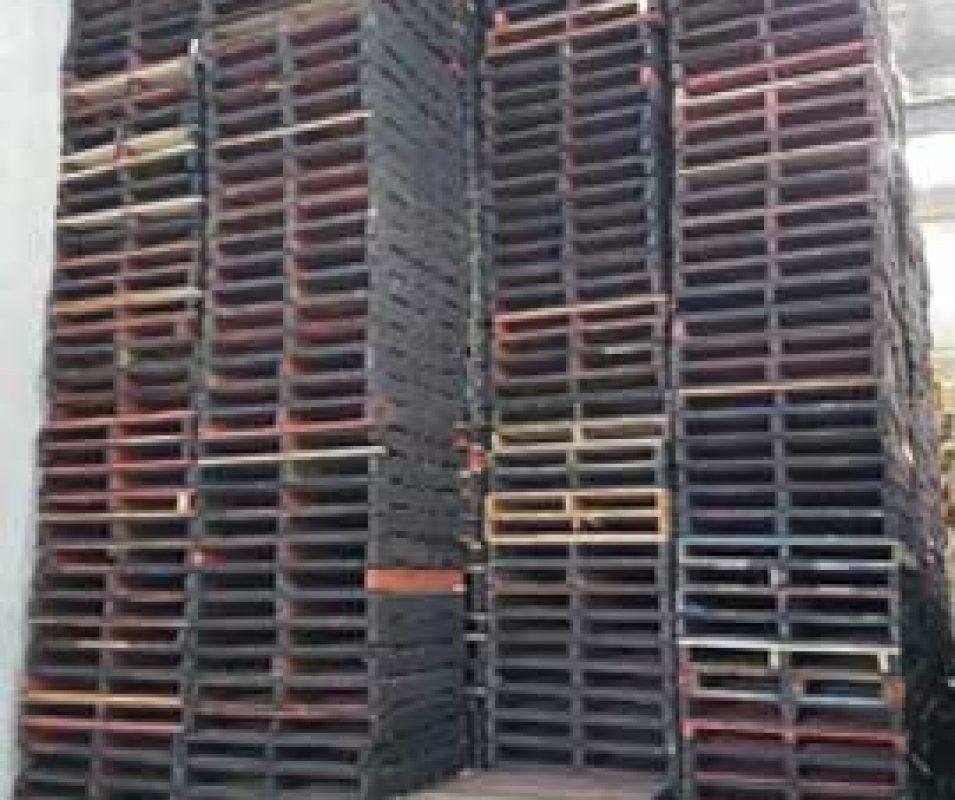 Heavy Duty Metal Pallets