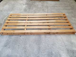 Oversized Pallet Dimensions